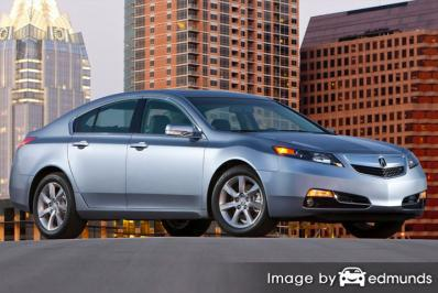 Insurance for Acura TL