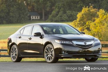 Insurance for Acura TLX