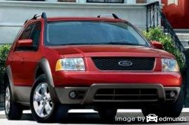 Insurance for Ford Freestyle