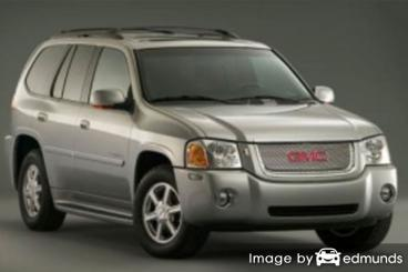 Insurance quote for GMC Envoy in Dallas