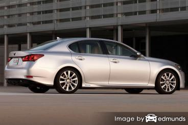 Insurance quote for Lexus GS 450h in Dallas