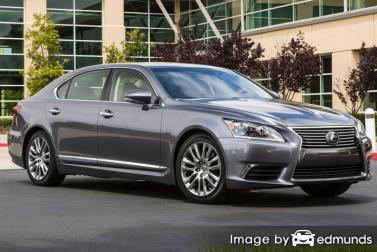 Discount Lexus LS 460 insurance