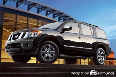 Discount Nissan Armada insurance