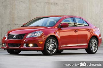 Insurance for Suzuki Kizashi