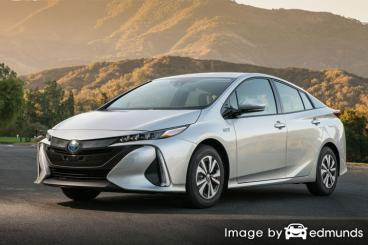 Insurance for Toyota Prius Prime