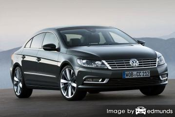 Discount Volkswagen CC insurance