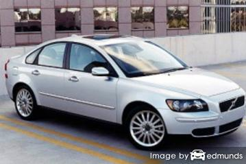 Insurance quote for Volvo S40 in Dallas